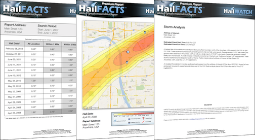 HailFACTS Verification Report